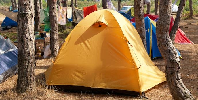 代々木公園でキャンプ?参加したくなる超最新「防災訓練」
