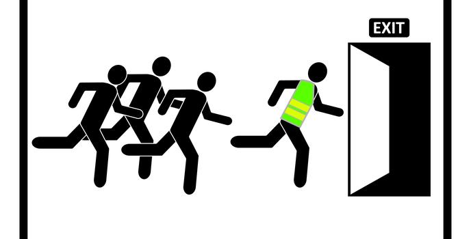 【オフィス防災】障がい者の方の避難サポートはどうすればいいの?
