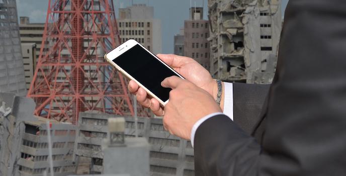 災害時に早期に企業の業務再開をはかるには災害用伝言板を利用しよう!