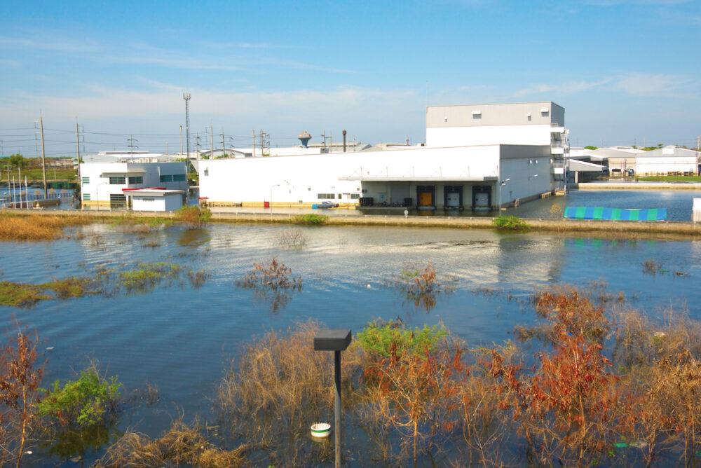 水害が及ぼす影響