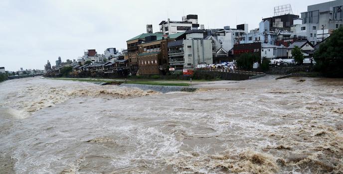 水害のリスクと必要性