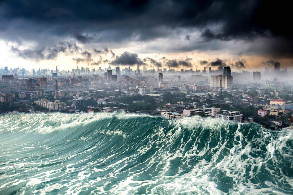 地震の二次災害